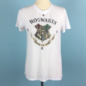 Harry Potter Hogwarts High-Low Tee